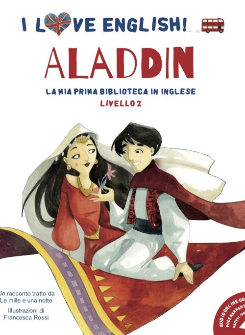 Aladdin I love english 2019 low 6