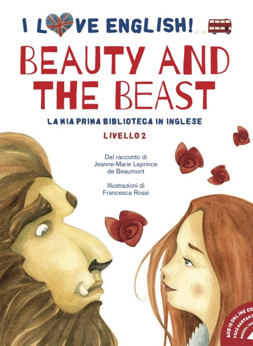 Beauty and Beast I love english 2019 low 1