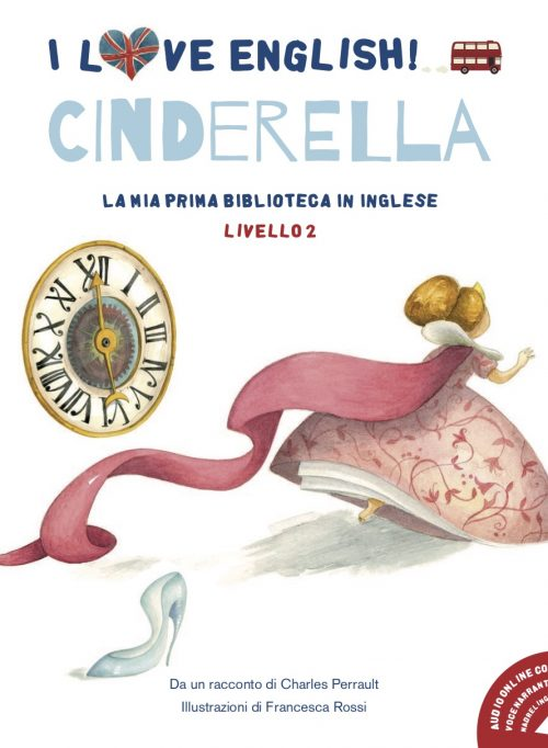 Cinderella I love english 2019 low 1