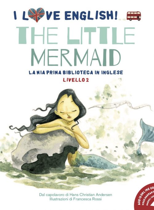 Little Mermaid I love english 2019 low 3
