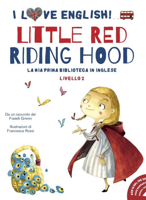 Little Red Riding Hood I love english 2019 low 4