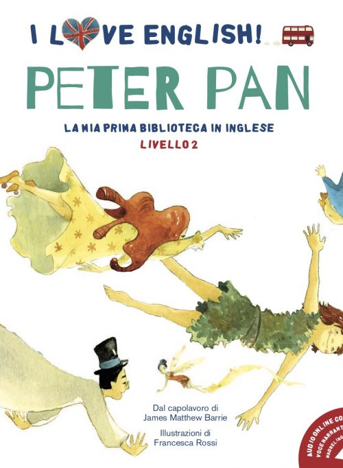 Peter Pan I love english 2019 low 1