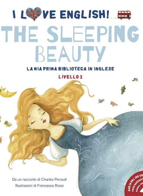 Sleeping Beauty I love english 2019 low 4