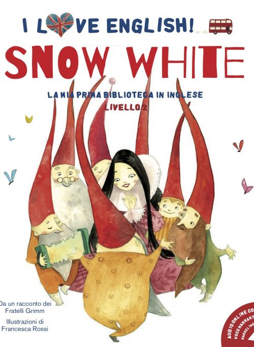 Snow White I love english 2019 low 2
